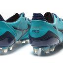 Mizuno Morelia Neo II Cuir MD FG - Crampons de Foot