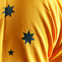 Australie Wallabies 2018/19 - Maillot de Rugby Domicile Supporters
