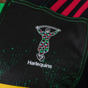 Harlequins 2018/19 - Maillot de Rugby Réplique Alterné