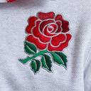 Angleterre 2018/19 - Maillot de Rugby Classique M/L Domicile Enfants