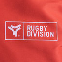 Rugby Division - Pull à Capuche de Rugby Zip Skeltah