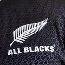 Nlle Zélande All Blacks 2018/19 - Maillot de Rugby Test Domicile