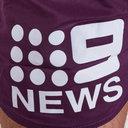 Brisbane Broncos NRL 2019 - Shorts de Rugby Entraînement Joueurs