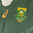 Maillot de Rugby Test, Springboks d'Afrique du Sud domicile, Coupe du monde 2019