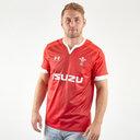 Maillot de Rugby réplique pour hommes, WRU Pays de Galles