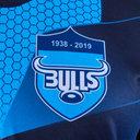Bulls 2019, Maillot Super Rugby domicile avec manches courtes