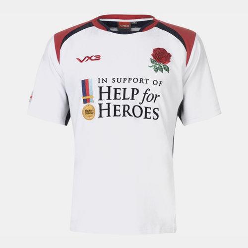 England Rugby Shirt Mens