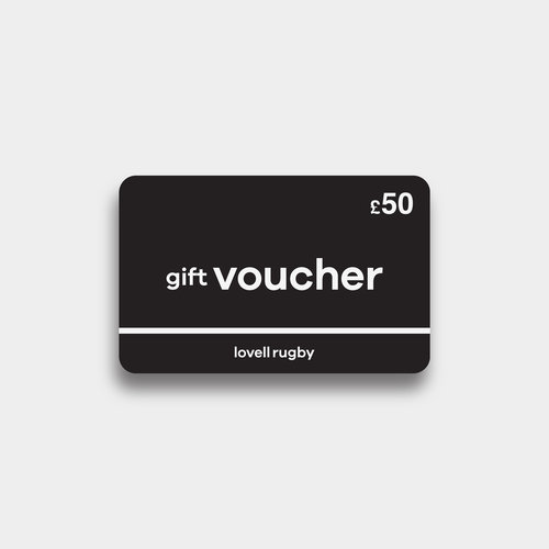 Lovell Rugby £50 - Cheque Cadeau Virtuel