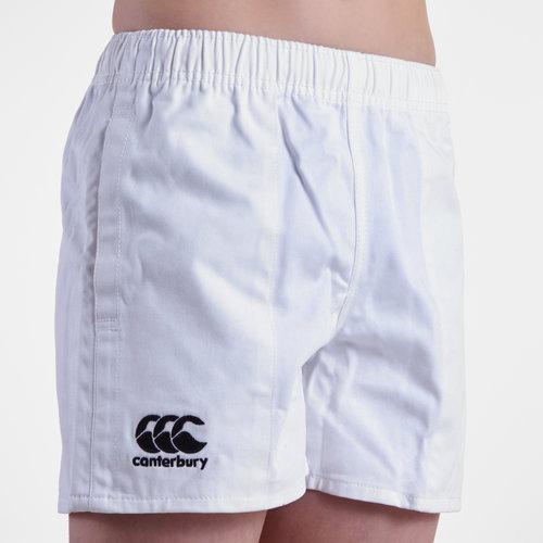 Short de Rugby Professionnel Coton Enfants