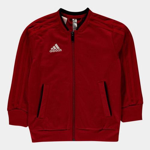 adidas Condivo, Veste rouge en polyester, 20,00€