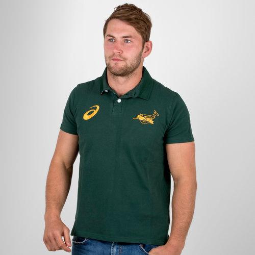 Afrique du Sud Springboks 2017/18 - Polo de Rugby Supporters