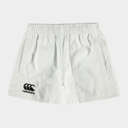Short de Rugby Professionnel Coton Jeunes