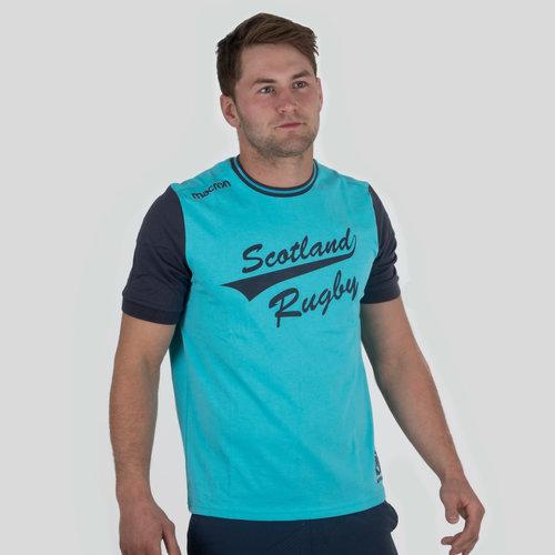 Ecosse 2017/18 - Tshirt Loisirs Voyage Polycoton