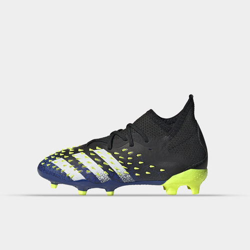 Predator Freak .1 Childrens FG Football Boots