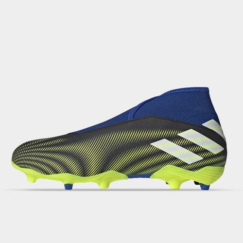 Nemeziz .3 Laceless FG Football Boots