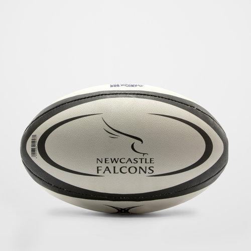 Newcastle Falcons - Ballon de Rugby Réplique