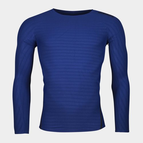 adidas Alphaskin 360 Climachill - T-Shirt de Compression M/L