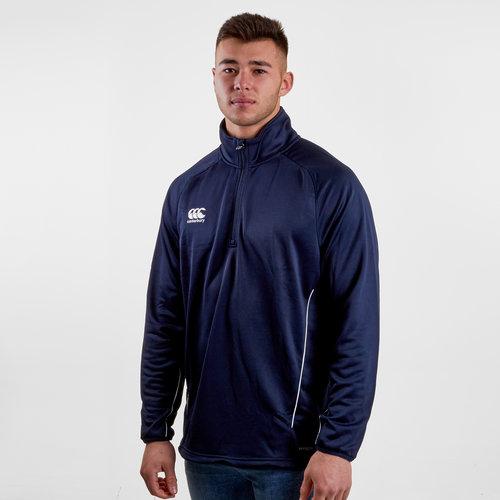 Canterbury Team 1/4 Zip - Haut de Rugby Epaisseur Intermédiaire