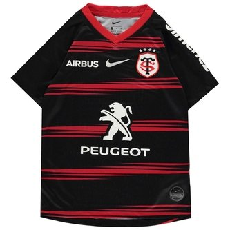Toulouse Home Jersey Juniors