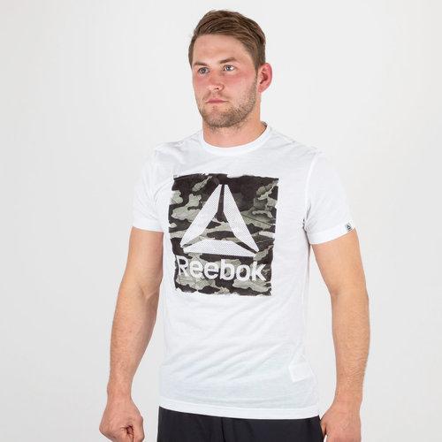 Reebok Camo Delta Speedwick - Tshirt Graphique