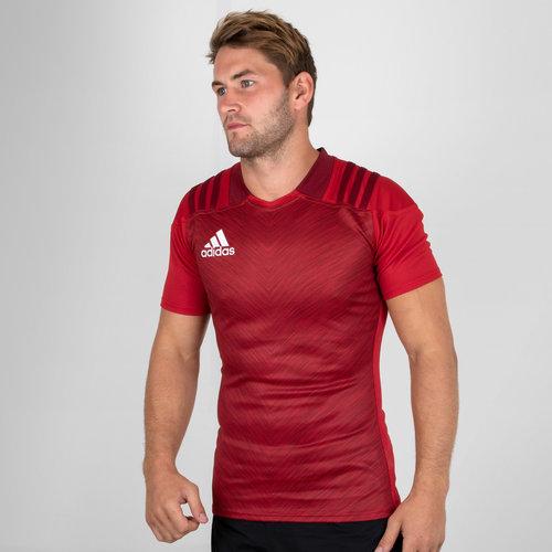 adidas - Maillot de Rugby Entraînment