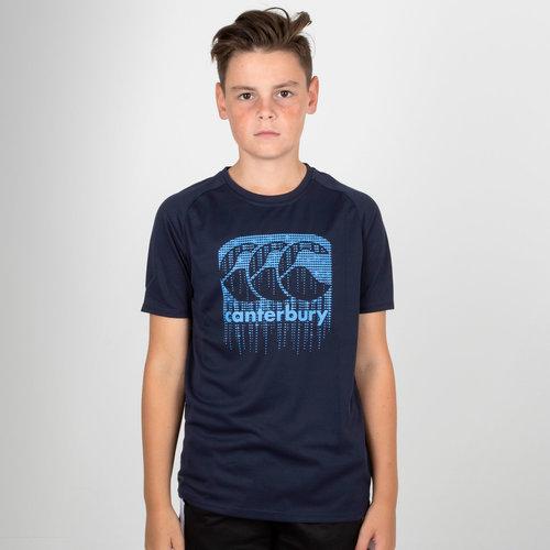 Vapodri Poly - Tshirt Logo Enfants