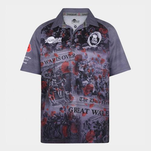Armée Britannique WWI - Maillot de Rugby Commémoratif
