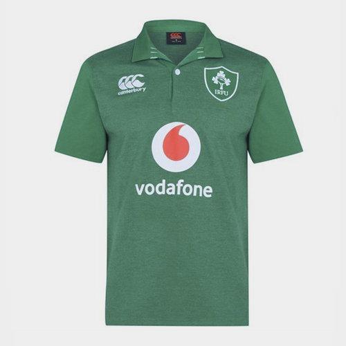 Irlande IRFU 2018/19 - Maillot de Rugby Classique Domicile