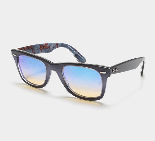 Ray-Ban 2140 Wayfarer Floral - Sunglasses