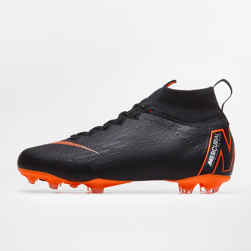 Mercurial Superfly VI Elite FG - Crampons de Foot Enfants