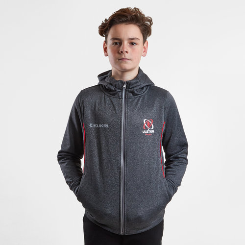 Ulster 2018/19 - Pull à Capuche de Rugby Performance Adolescents