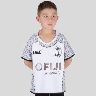 Fiji 7s 2017/18 - Maillot de Rugby Domicile Enfants