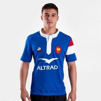 France 2018/19 - Maillot de Rugby Domicile