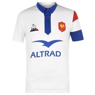 France 2018/19 - Maillot de Rugby Alterné