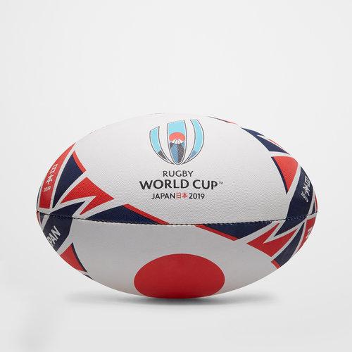 Japon RWC 2019 - Ballon de Rugby Réplique Officiel