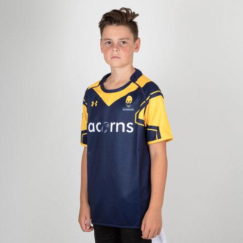 Worcester Warriors 17/18 - Maillot Domicile Enfants