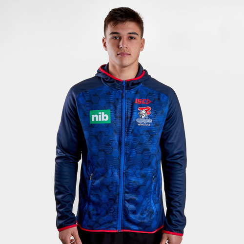 Newcastle Knights NRL 2019 - Pull de Rugby à Capuche Joueurs