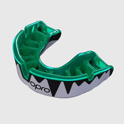 OproShield Platinum Fangz - Protège Dents