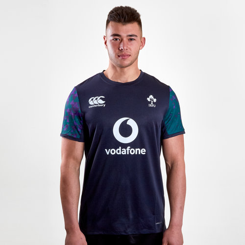 Irlande IRFU 2019/20 Maillot Drill de Rugby Joueur