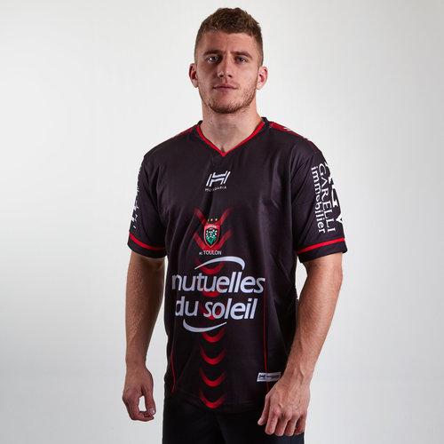 Réplique Maillot Rugby Toulon 2018/19 Domicile pour hommes