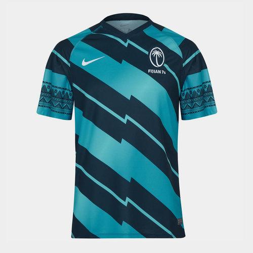 Maillot Rugby Fidji 7s Extérieur 2021 2022