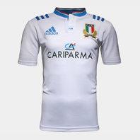 adidas Italie 2016/17 - Maillot de Rugby Alterné MC