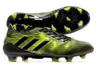 adidas Crazyquick Malice FG - Crampons de Rugby