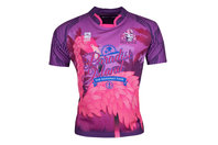 World Beach Rugby Flamingoes 2017/18 - Maillot de Rugby Domicile